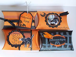Halloween Pillow boxes - Sept. 2008 001