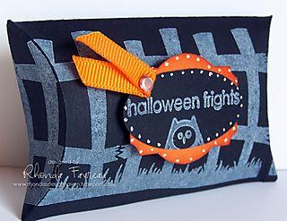 Halloween Pillow boxes - Sept. 2008 006
