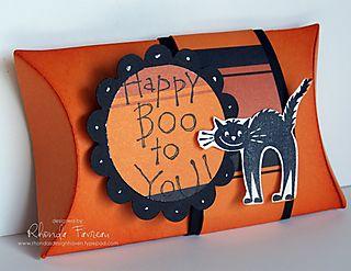 Halloween Pillow boxes - Sept. 2008 005