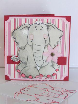 Card for Anna - Feb 2009