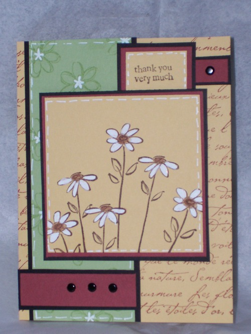 Sc110 - Both Way Blossoms Hostess Set